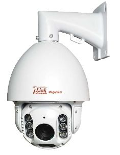 2MP IP WDR PTZ Speed Dome CCTV Security Coax Camera ...