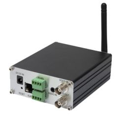 1 CH Video/Audio H.264 Wireless IP Video Server ...